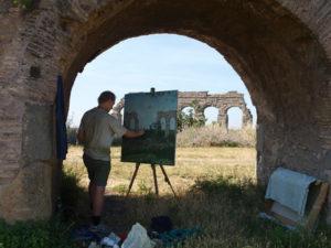 Roman Campagna - Noel Paine