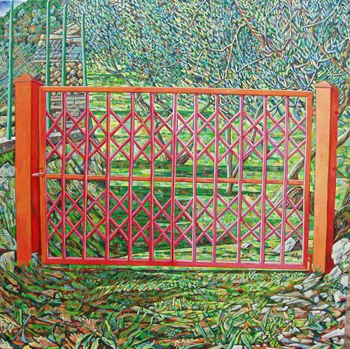 Leonardos Red Gate