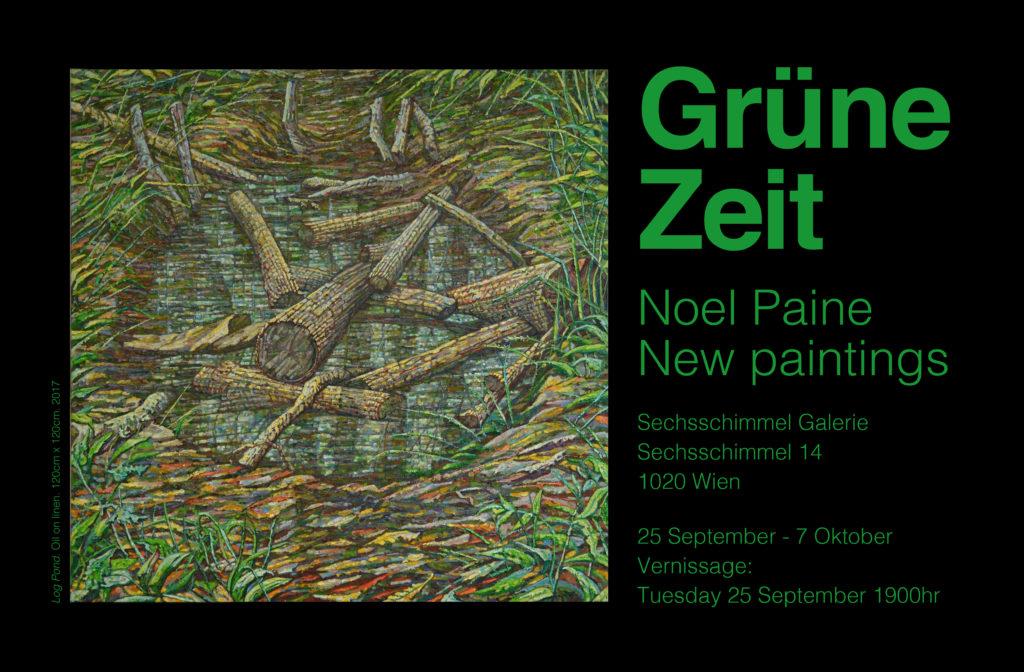 Noel Paine - New Paintings